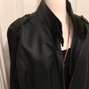 Ambiance Apparel Jackets & Blazers - Black Lined Bad-Girl Jacket