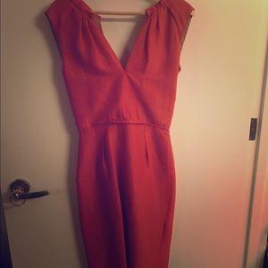 Belstaff Dresses & Skirts - Belstaff Ivybridge Soft Gathered Keyhole Dress