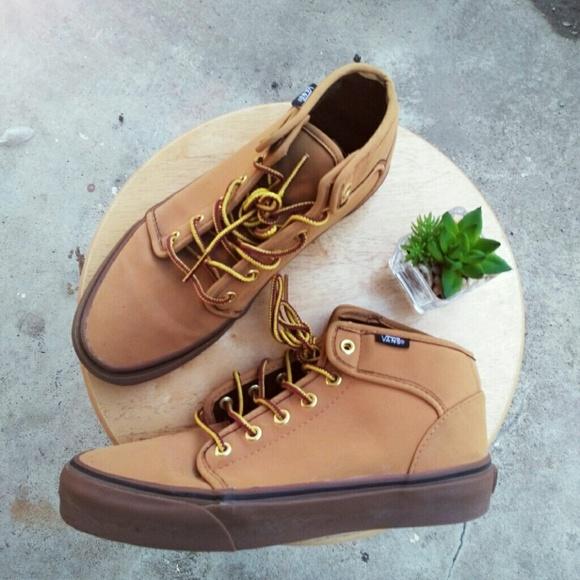 construction pack vans chaussures