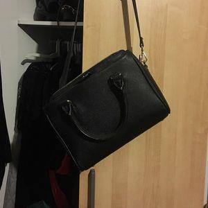 Zara Black City Bag