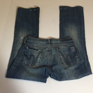 Denim - Citizens of Humanity Boho #111 Bootcut Jeans, 27