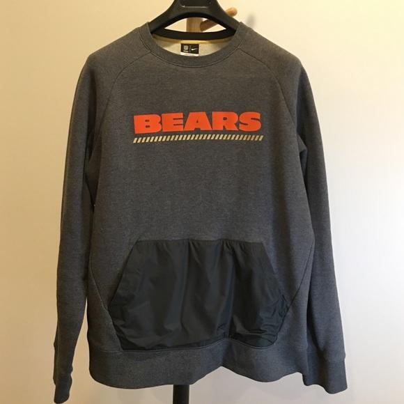 712e03c50707 Chicago Bears Crew Neck Sweater. M 586af6d0c6c7950f0e11a6d8