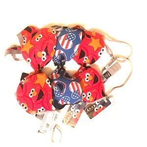 Sesame Street Other - NWT Sesame Street Intimates bra bundle