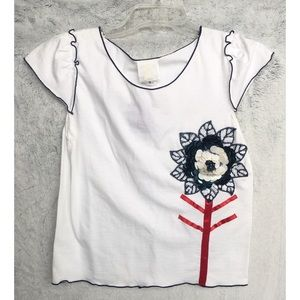 Anna Sui Tops - Anna Sui Sequin Top
