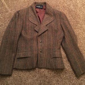 Vintage Ralph Lauren tweed Jacket