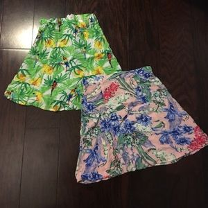 American Apparel Skirts xs