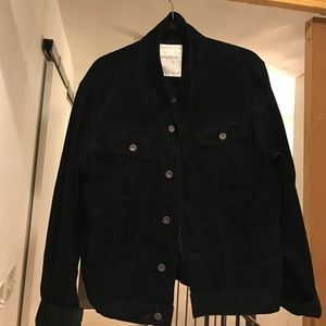 Saturdays Nyc Other - Saturday's Men's Large Black Jacket