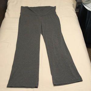 Great Expectations Pants - Gray maternity soft pants