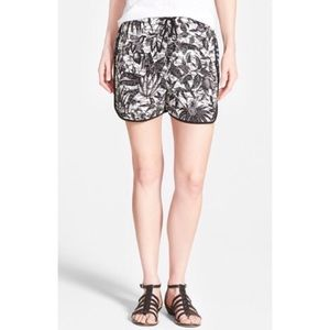Two by Vince Camuto Pants - Two By Vince Camuto Jungle Print Shorts