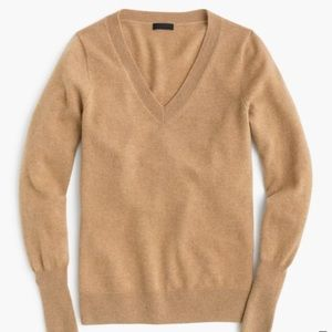 J. Crew Sweaters - J. Crew Italian cashmere classic V-neck sweater