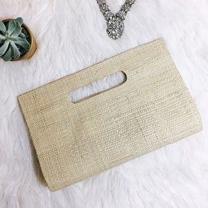 Handbags - Vintage Inspired Tiki Clutch Purse