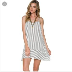 Swell Dresses & Skirts - Swell T Back Contrast Stripe Dress