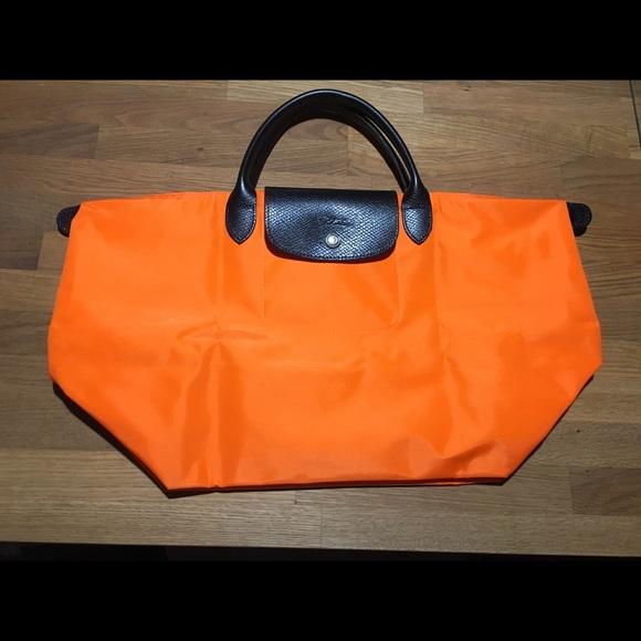 5cf17967d8df Longchamp Handbags - NWOT Sarah Morris x Longchamp Le Pliage Sm tote 👜