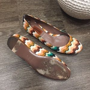 Missoni Shoes - ✨HP✨ MISSONI Flats, Size 37