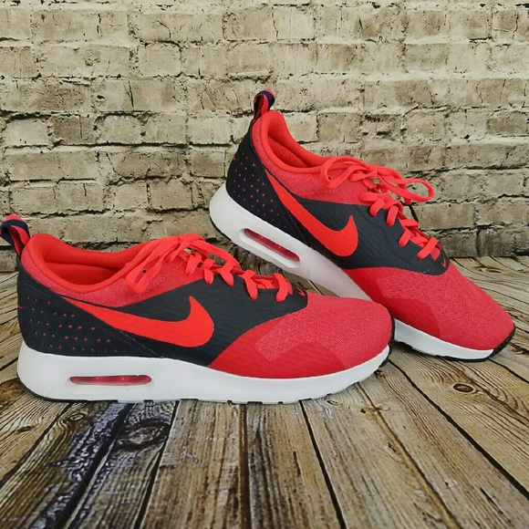 the best attitude 5157b 35f36 Nike Air Max Tavas Red   Navy