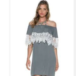 Swell Dresses & Skirts - Swell Caspian Off Shoulder Dress