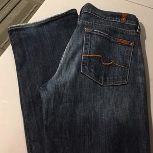 7 For All Mankind Denim - 7FAM BOOTCUT JEANS!!