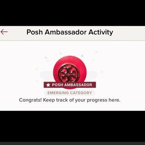Meet the Posh Ambassador