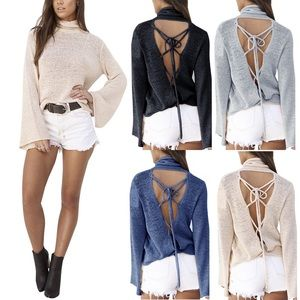 Sweaters - Light weight sweater in 4 colors