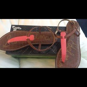 Sam Edelman Coral Sandals - Size 7.5