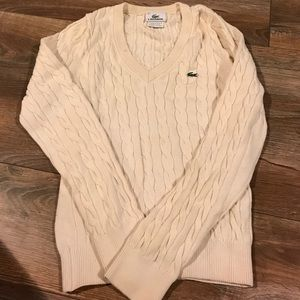 Lacoste knit Sweater