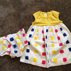 Stem Baby Other - NWT cute spring/summer dress for baby girl