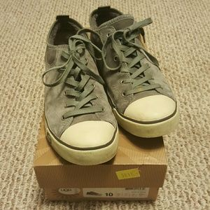 UGG Shoes - UGG Evera Sneakers in Pewter