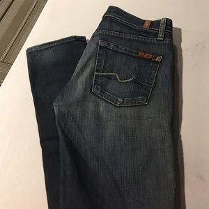 7 For All Mankind Denim - 7FAM ROXANNE JEANS!!
