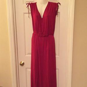 Design History Dresses & Skirts - Pink Maxi Dress