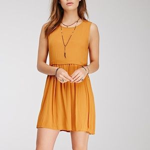 Forever 21 Classic Babydoll Dress