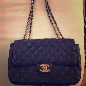 Handbags - Chanel looking quilted handbag.