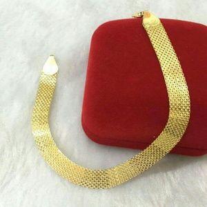 Stampd Jewelry - Saudi gold Bracelet 18k