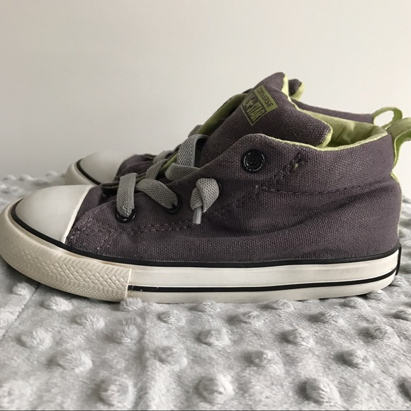 c9f8461bc5eb Converse Other - Converse No-Lace High Tops
