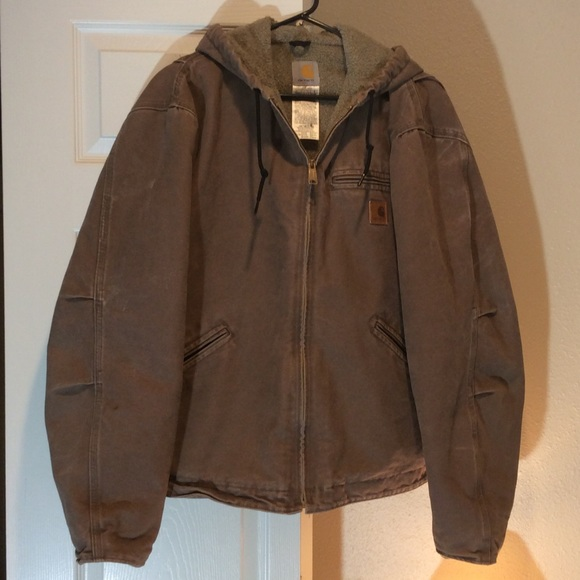 82cabed5ace Carhartt Other - Carhartt Men s Sierra Hooded Jacket Large