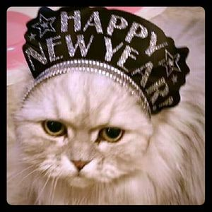 Accessories - Happy New Year