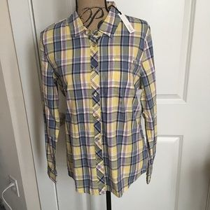 Buffalo by David Bitton Plaid Shirt XL