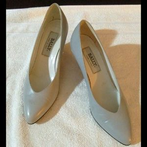 Bally Shoes - Super Cool Vintage Pumps from Bally