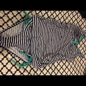 Other - Beach Bump Maternity swim suit