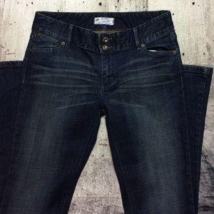 Free People Denim - Free people flare jeans