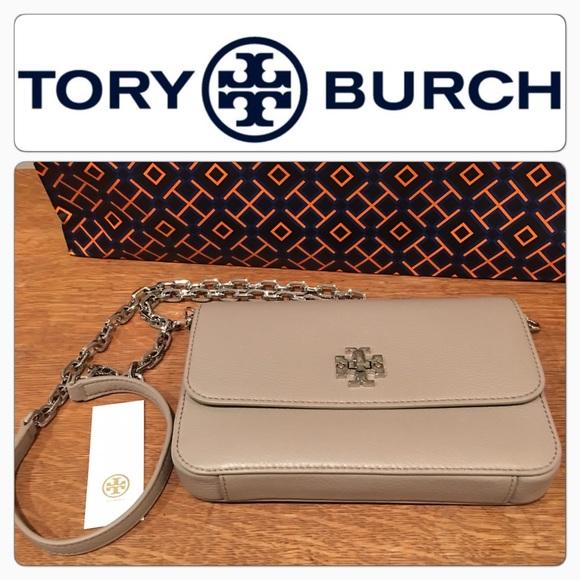 efcecbe617fd NWT Tory Burch Classic Mercer in French Gray