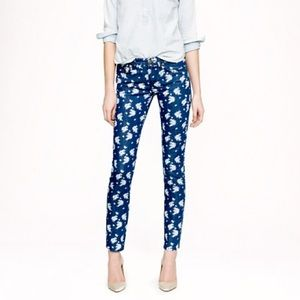 J. Crew Denim - J Crew the cropped matchstick jeans