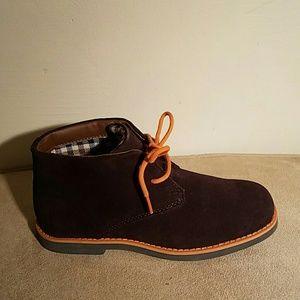 Florsheim Other - NEW - Boy's Florsheim Dk. Brown Shoes