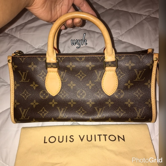 80d46f46d835 Louis Vuitton Handbags - Authentic Louis Vuitton Popincourt Bag Excellent!