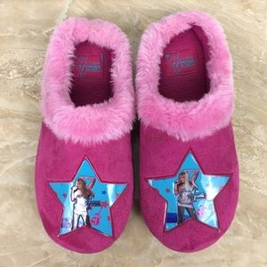 Other - Kid's Hannah Montana Slippers Girls