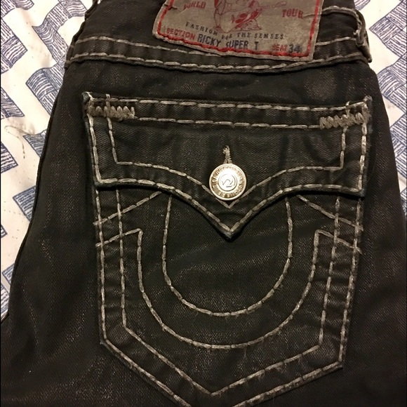 69 Off True Religion Other Sale True Religion Black
