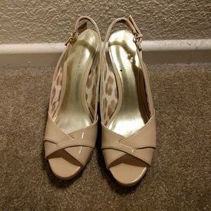 Christian Siriano Shoes - Christian Siriano for Payless Beige Stilettos