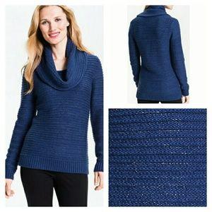 Classiques Entier Sweaters - Classiques Entier Cowl Neck Sweater
