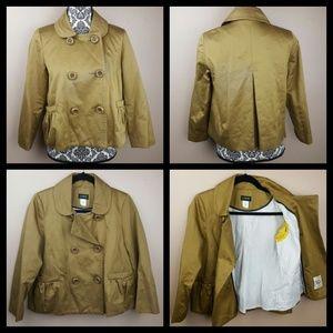 J. Crew Yellow Jacket Blazer Size 6