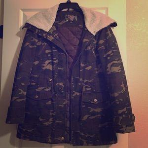 Krush  Jackets & Blazers - Krush Camo Jacket