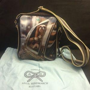 Anya Hindmarch Handbags - 👛Rare Anya Hindmarch Crossbody Bag👛